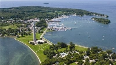 Picture of Put-in-Bay where you can enjoy discounts & packages